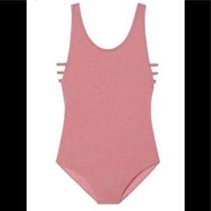PINK Victoria's Secret Tops - 🎈Victoria's Secret PINK straps sides body suit